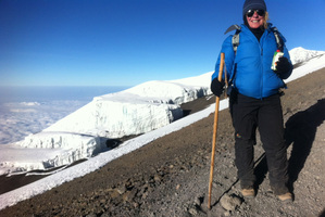 Kerre McIvor on her ascent of Mt Kilimanjaro for World Vision.