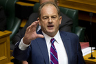 David Shearer says he supports the gender targets and will work to achieve them. Photo / Mark Mitchell