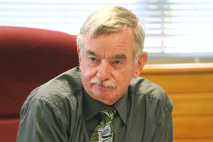 Hearing commissioner, Mark Farnsworth, has two weeks to make his recommendations to the NRC. Photo / Northern Advocate
