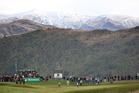 The Hills Golf Course, Queenstown. Photo / NZPA