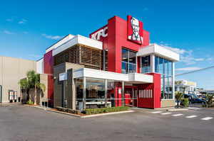 KFC is considering having a presence on Queen St.
