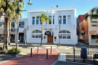Gisborne's Edwardian building at 69 Peel St is a fully leased function and conference centre.