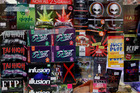 Are e-Cigarettes with synthetic cannabis the future of the legal high industry? Photo / John Stone