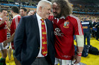 Warren Gatland could be a contender to coach the ABs after 2015. Photo / Getty Images