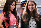 Snooki gives Kate Middleton baby advice. Photo / AP, Getty Images