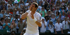 View: Murray vs Djokovic - Wimbledon final in pictures