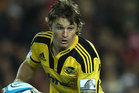 As Beauden Barrett mulls his options for next year, his Hurricanes team-mates didn't give the first-five too many reasons to stay in Wellington. Photo / Getty Images.