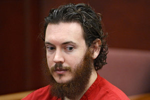 Lawyers for accused theater shooter James Holmes have admitted he killed 12 people and wounded dozens. Photo/AP