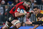 Kieran Read scored 38 Fantasy points for the Crusaders. Photo / Getty Images