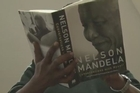 As South Africa's anti-apartheid hero Nelson Mandela remains in hospital, many of the country's bookshops have dedicated displays to the former president. At Exclusive Books, Johannesburg's largest book shop, no less than twenty-six different titles on Mandela are available. Since he was hospitalised, sales have been on the increase.