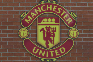 Manchester United are on Twitter. Photo / AP