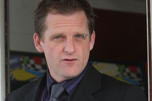 David Ruck says he is not racist, and neither is the proposed party. File photo / NZ Herald