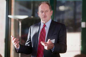 Labour leader David Shearer was left with no choice over the so-called 'man ban'. File photo / Ben Fraser