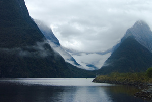 The Milford Dart proposal which would see a tunnel built to provide an alternative route to Milford Sound. File photo / Thinkstock