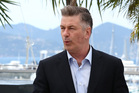 Actor Alec Baldwin. Photo / Getty Images