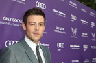 Actor Cory Monteith at the 12th Annual Chrysalis Butterfly Ball in Los Angeles, California. Photo / AP
