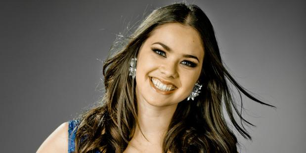 'X Factor' finalist Jackie Thomas.
