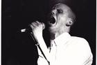 Lead singer David D'Ath died soon after the Skeptics' Gluepot gig. Photo / Graham Hooper