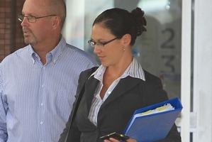 Michaela Milner failed to appear in court. Photo / APN