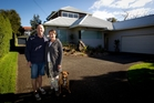 Owners Rob Facer and Annalisa Johnson say they need to shift for family reasons. Photo / Sarah Ivey