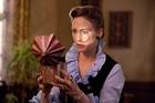 Vera Farmiga as clairvoyant Lorraine Warren.