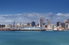 A stadium was once proposed for Auckland's waterfront.