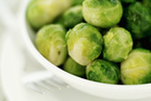 A delicious recipe for brussel sprouts. Photo / Thinkstock
