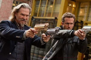 The makers of R.I.P.D. will be hoping Jeff Bridges, left, and Ryan Reynolds can buck the trend. Photo / AP