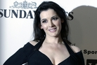 Nigella Lawson, 53, has instructed her cousin, the leading divorce solicitor, but her husband is not using any lawyers. Photo / AP
