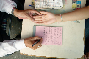 Palm reading is an ancient practice that predicts a person's fortune.Photo / Thinkstock
