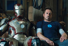 Robert Downey Jr's role as Iron Man is proving to be a money spinner.