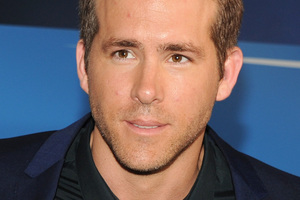 Ryan Reynolds broke his neck while filming Safe House. Photo / AP