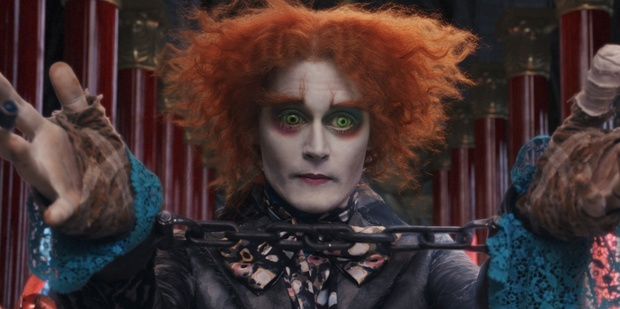 Johnny Depp is returning as the Mad Hatter in a sequel to Alice and Wonderland.