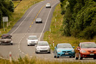 The man was caught speeding on State Highway 5 in Hawkes Bay. File Photo / APN