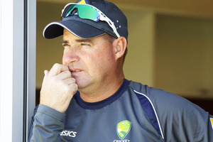Former Australian cricket coach Mickey Arthur. Photo / Getty Images