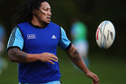 The Hurricanes will this week to decide whether or not to make a play for Ma'a Nonu. Photo / Getty Images.