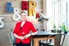 Restaurateur Anna Weinberg. Photo / Babiche Martens