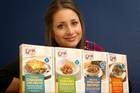 Gem Escape founder Ashleigh Whittaker says she took note of the battle people had finding gluten-free convenience food. Photo / Richard Robinson