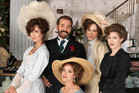 <i>Mr Selfridge</i> is a drama set in the trend-setting London department store Harry Gordon Selfridge established in the early 1900s.