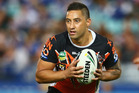 There is speculation Benji Marshall could also chase a place in the New Zealand sevens side for the 2016 Rio Olympics. Photo / Getty Images