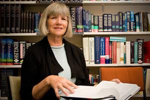 Wellington writer and academic Dianne Bardsley.
