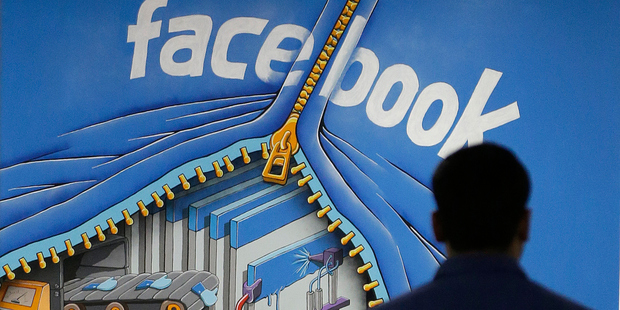 Local companies are being offered a two-day workshop with Facebook in Sydney. Photo / AP