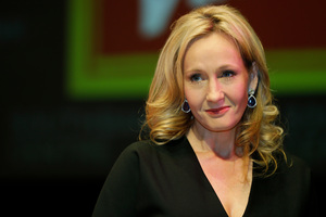 Harry Potter creator JK Rowling has been revealed as the writer behind a new crime novel. Photo / AP