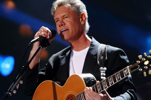 Randy Travis is awake and recovering from surgery following a stroke. File Photo / AP