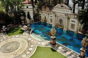 Casa Casuarina, the mansion once owned by by Italian designer Gianni Versace,Photo / AP