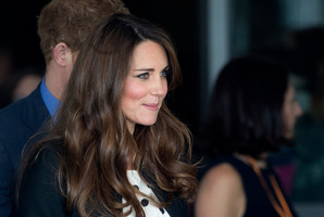 The Duchess of Cambridge. Photo / AP