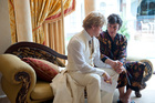 Matt Damon and Michael Douglas star in 'Behind the Candelabra'. Photo / AP