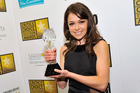 Tatiana Maslany won best actress in a drama series for 'Orphan Black' at the Critics' Choice Television Awards, but got no love at the Emmys. Photo / AP