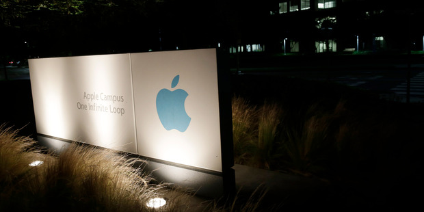 Apple is massive enough, with large resources, staff levels, physical sites and all the rest, but it's still smaller than Microsoft. Photo / AP