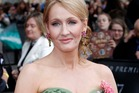 British author JK Rowling was angry to find out her pseudonym had been revealed. Photo / AP